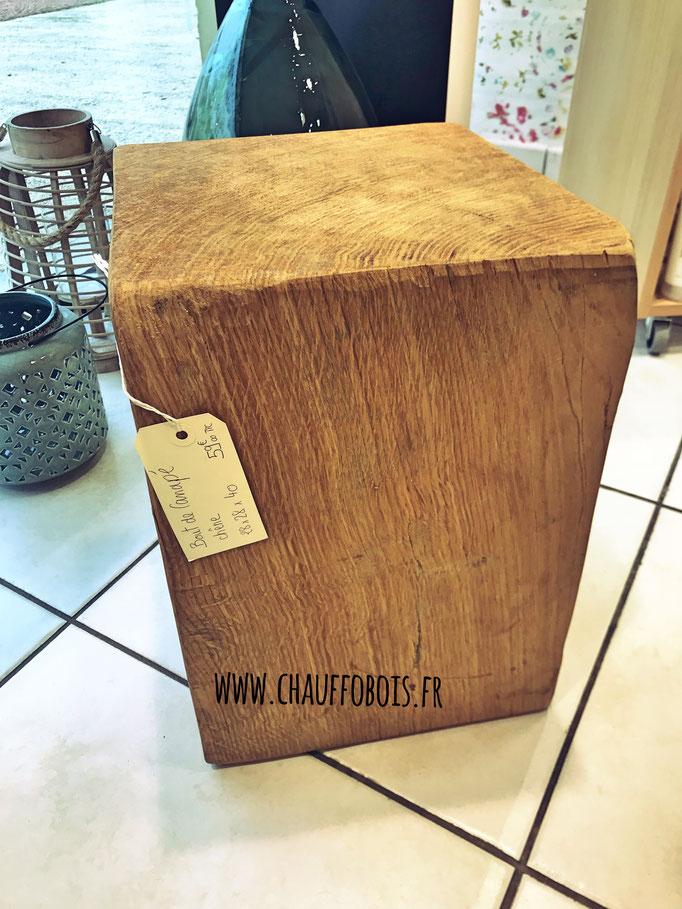 compost 49 tabouret merisier bout de canapeé bonnaventure