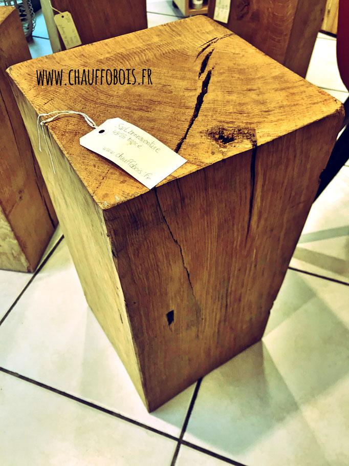cube bois chêne maine et loire chauffobois bonnaventure