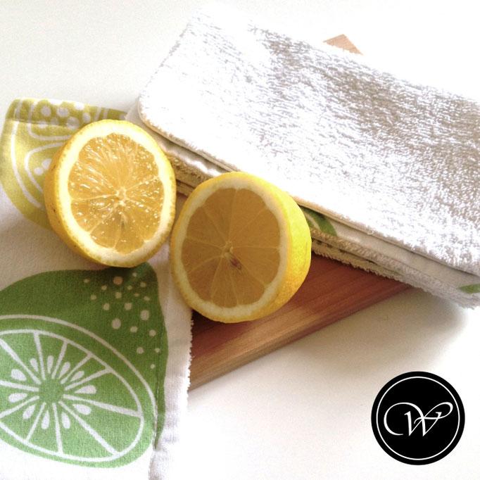 DIY | Reinigungstücher