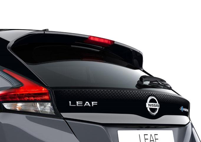 La Nissan LEAF 10ème Anniversaire est commercialisée en France - Mars 2021