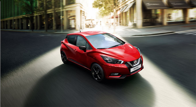 NISSAN MICRA gamme 2021