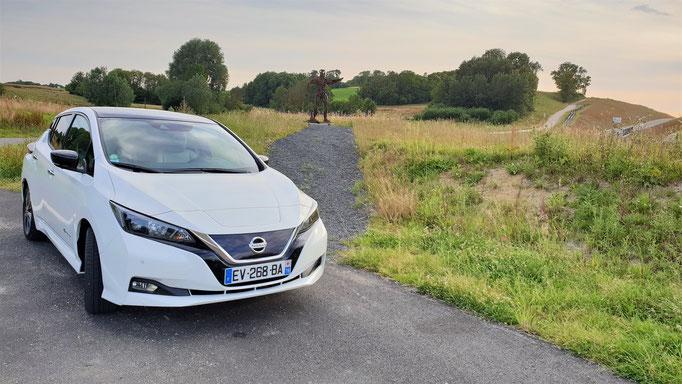 Nissan LEAF 2018 / N-Connecta bi-ton