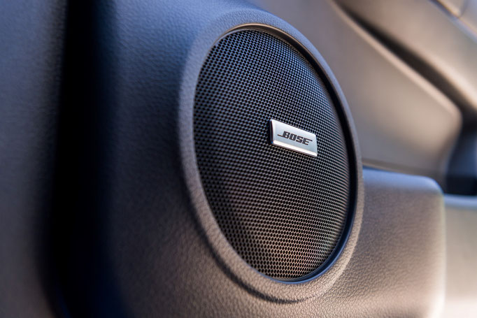 Nissan Qashqai 2017 - Audio Bose Tekna+