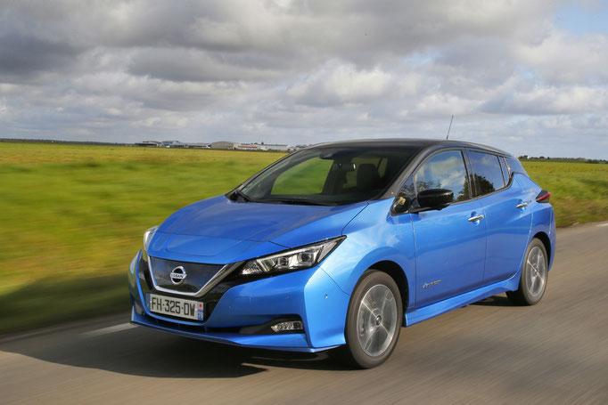 Nissan LEAF 2019 bi-ton