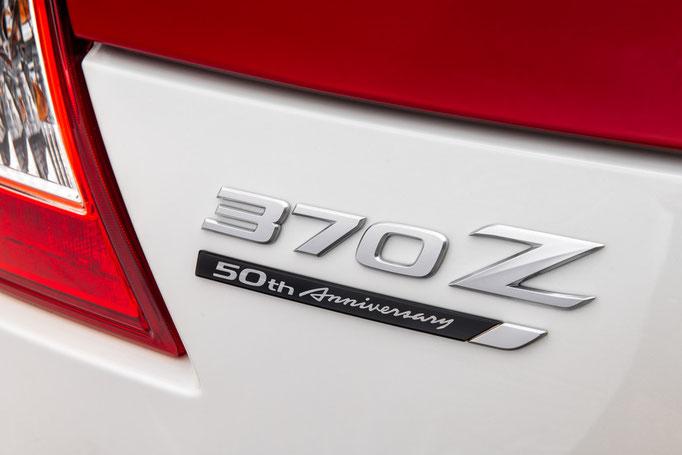 Nissan 370Z 50ème anniversaire