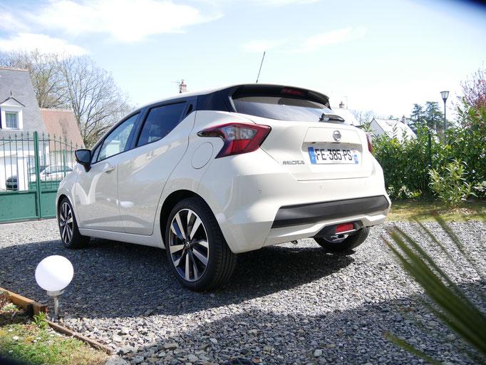 Nissan Micra 2019 100ch Tekna Xtronic