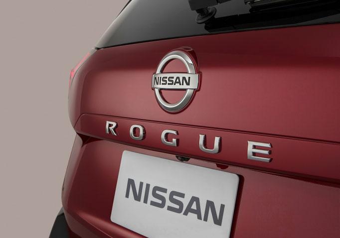 NISSAN ROGUE 2021 US