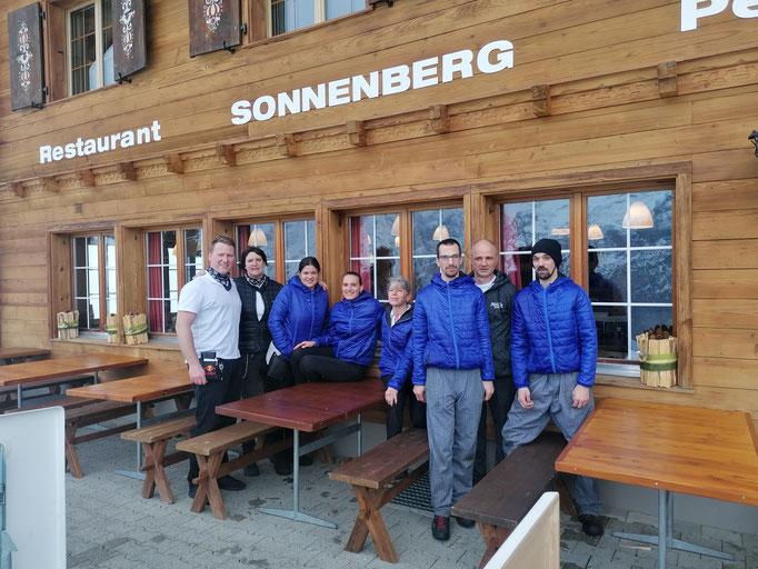 Das Sonnenberg-Team