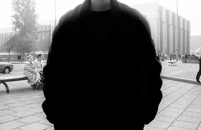 Ein Tag in Ostberlin (Einzelbild), 1986. Berlin