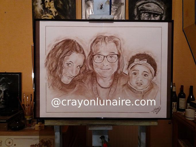 Portrait-de-famille-sépia