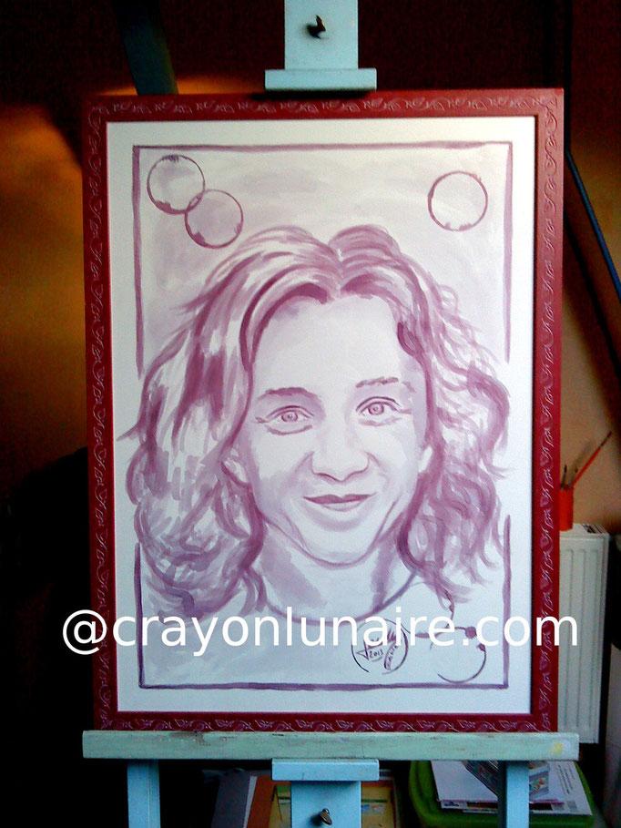 Sylvie Testud : Gigondas 2009