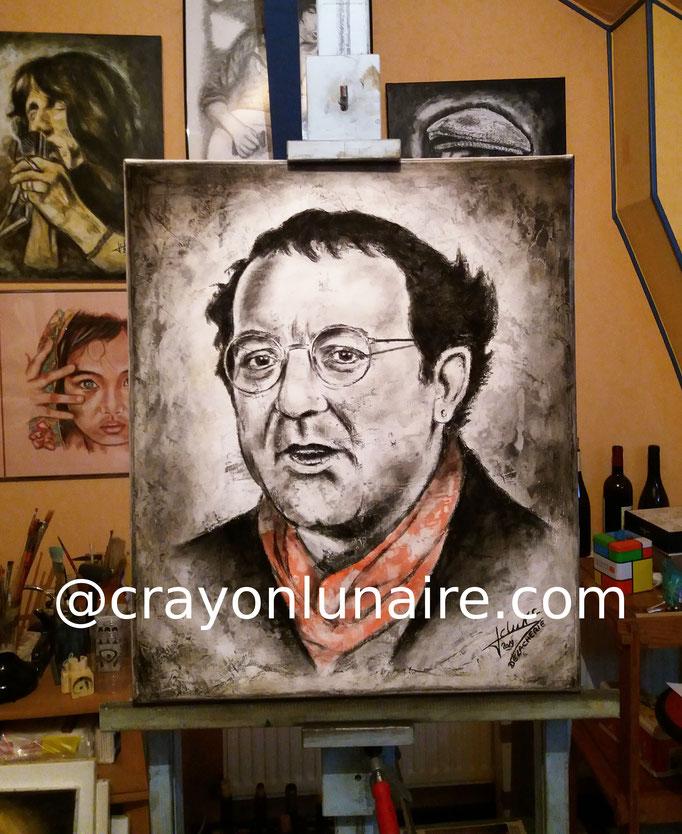 Coluche-portrait-peinture-a-l-huile