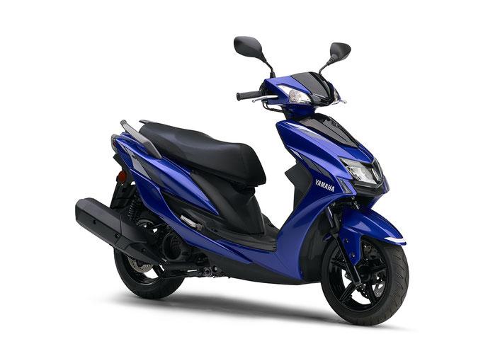 2020年モデル シグナスX ブルー