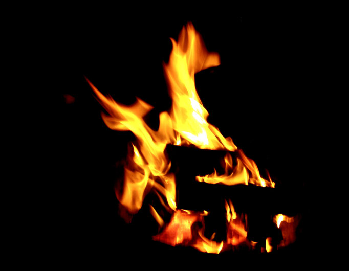 Feuer - fuoco - fire
