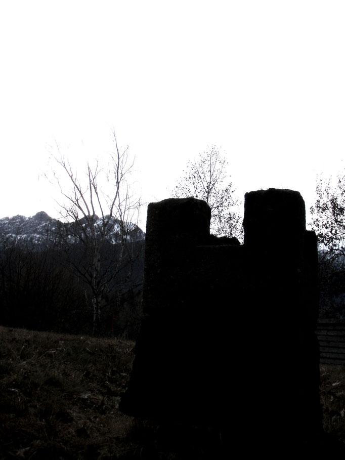 Dolomiten Schloss - Castello dolomiti - dolomites castle