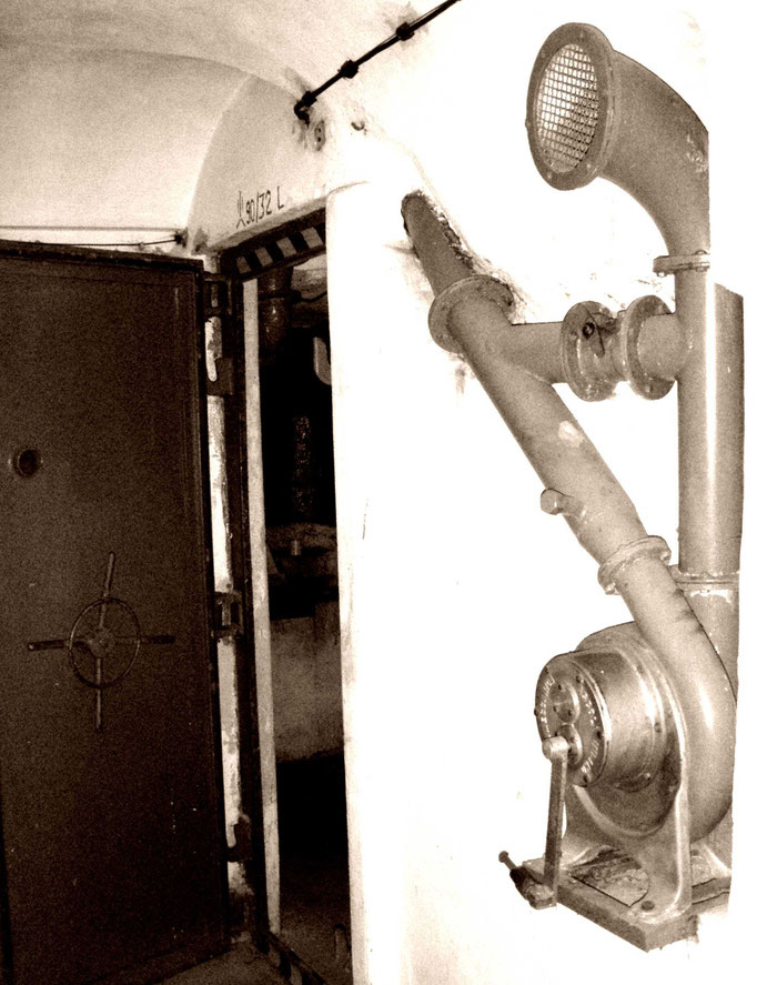 Klimahouse Belüftung - aerazione casa clima