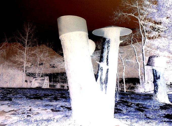 fliegende Untertasse - disco volante - UFO