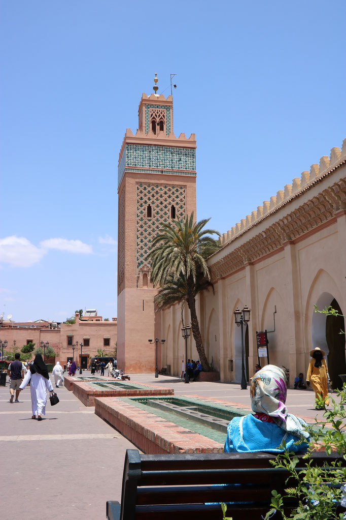 Moulay Yazid, Marrakech