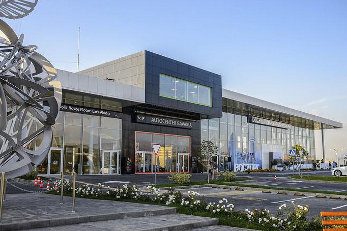 BMW Almaty