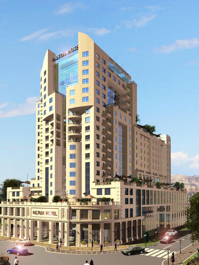 Hilton Damaskus