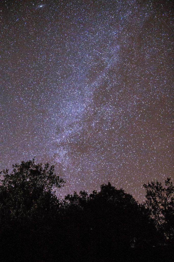 Ciel étoilé Cévennes