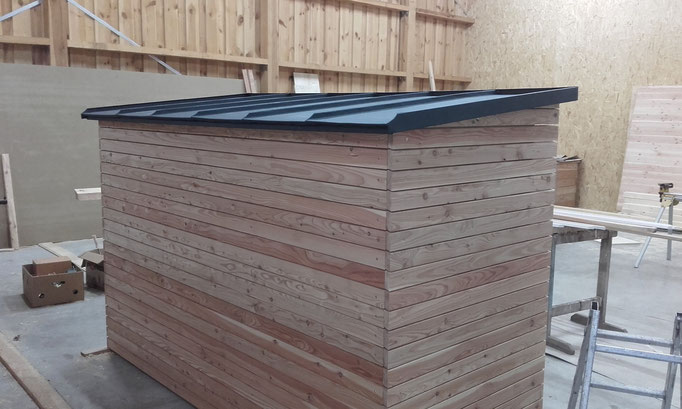 Prefa Dach aus Aluminium der Spenglerei Wagenhäuser aus Donnersdorf