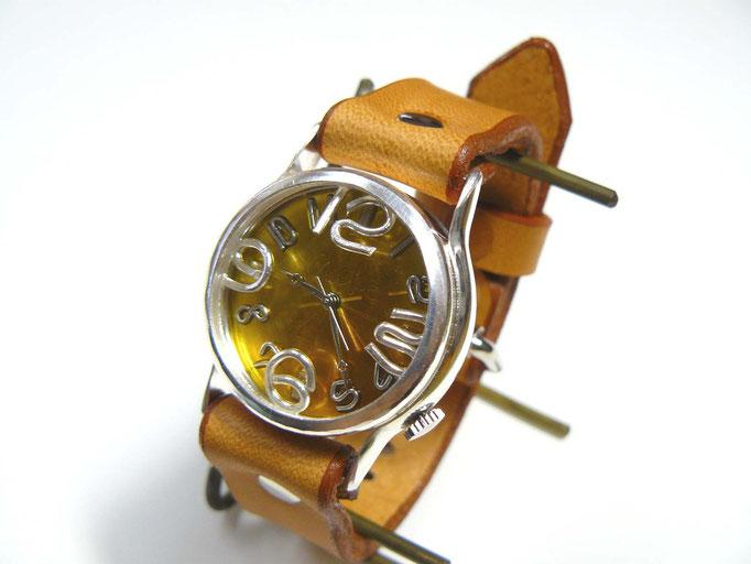 "#214BSV ""On Time-S"" カラーダイアルYL  ¥22,000(消費税別)"