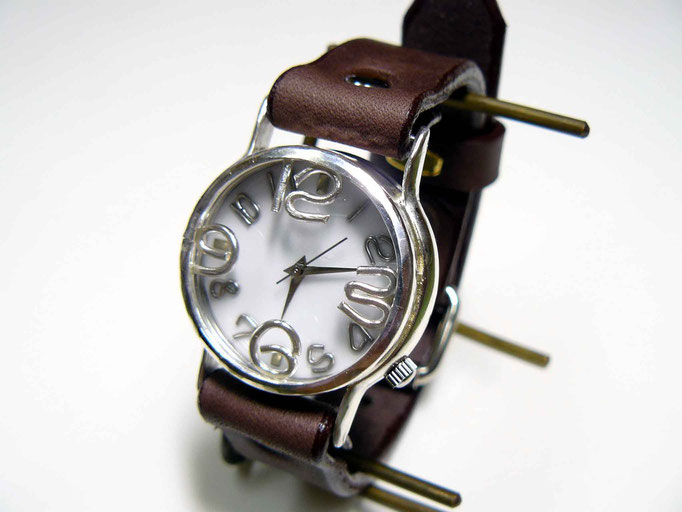 "#214BSV ""On Time-S"" カラーダイアルWH  ¥22,000(消費税別)"