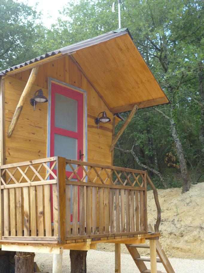 Tente Lodge Périgord Noir