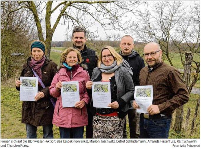 Pressebild 2019 von Anke Pelczarski (Volksstimme)