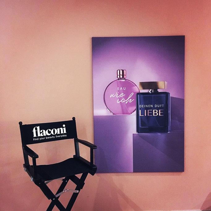 FLACONI / Visual Merchandising Interieur Design & Styling