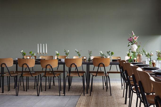 Loft am Salzufer /visual concept interior design
