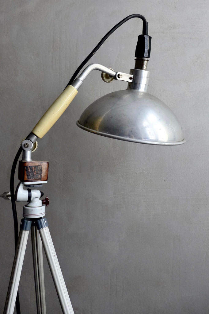 upcycling Stehlampe