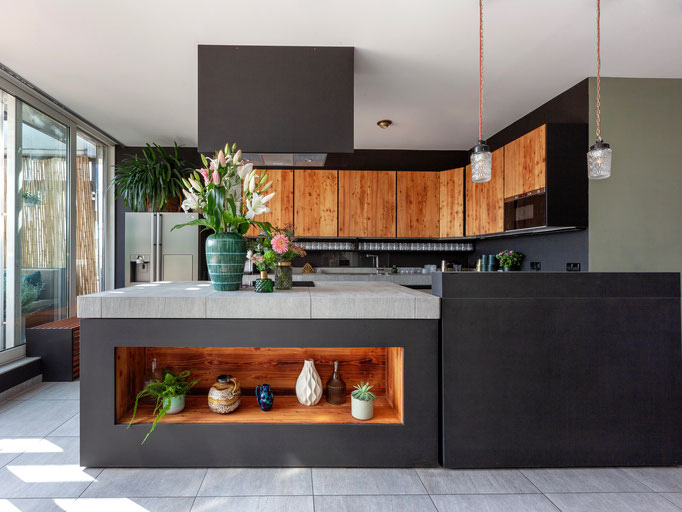 Loft am Salzufer /creative direction interior design