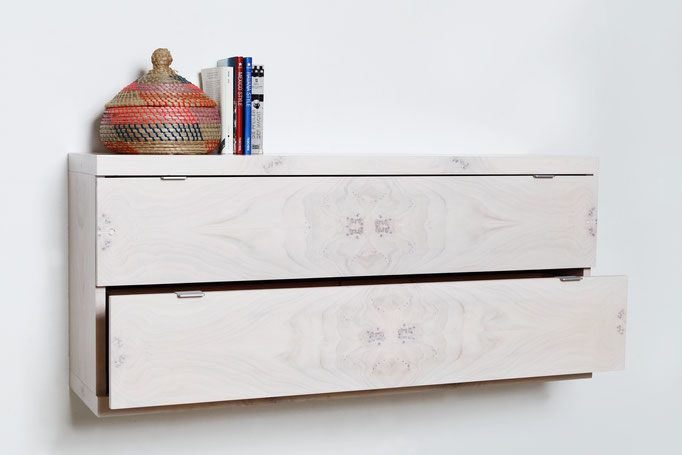 sideboard real wood veneer
