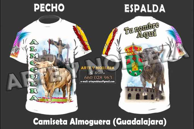 ". - Almoguera (Guadalajara) ""arteynobleza@gmail.com"""