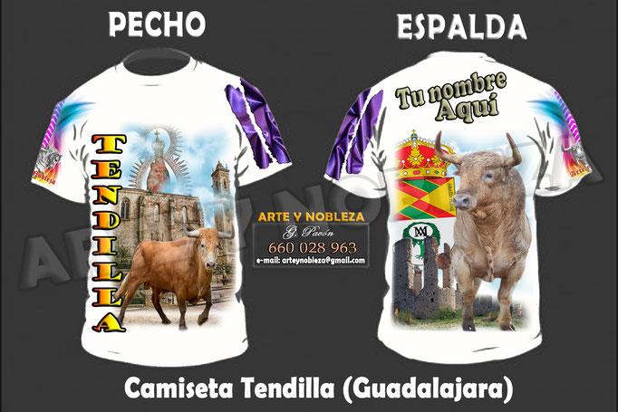 """. - Tendilla (Guadalajara) """"arteynobleza@gmail.com"""""""