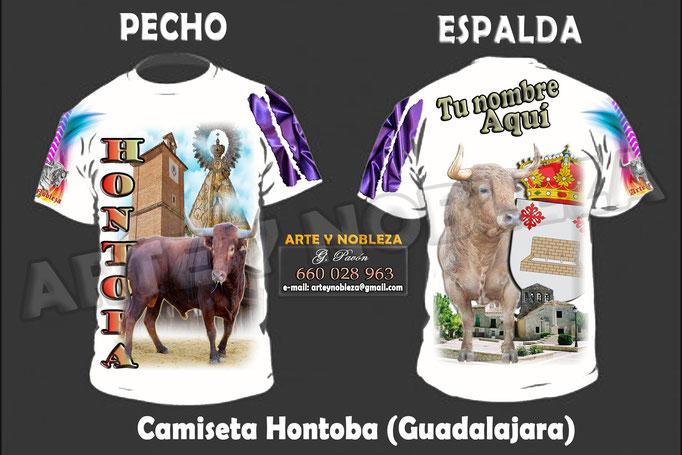 ". - Hontoba (Guadalajara) ""arteynobleza@gmail.com"""