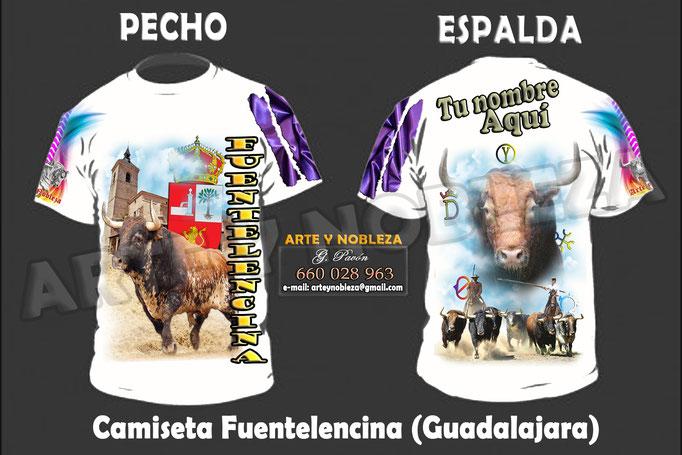 ". - Fuentelencina (Guadalajara) ""arteynobleza@gmail.com"""
