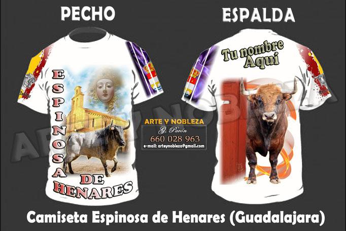 ". - Espinosa de Henares (Guadalajara) ""arteynobleza@gmail.com"""