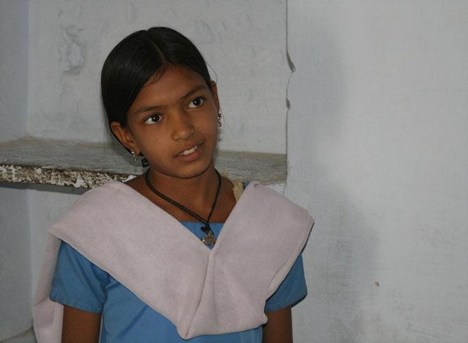 Visite d'une école à JODHPUR.