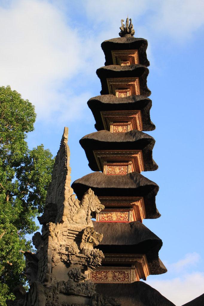 Temple dans les environs d'UBUD.