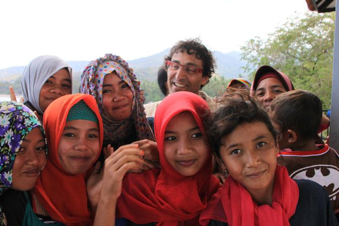 Lombok. INDONESIE