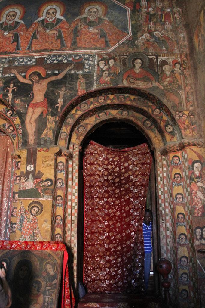 Monastère de DEBRE DAMO