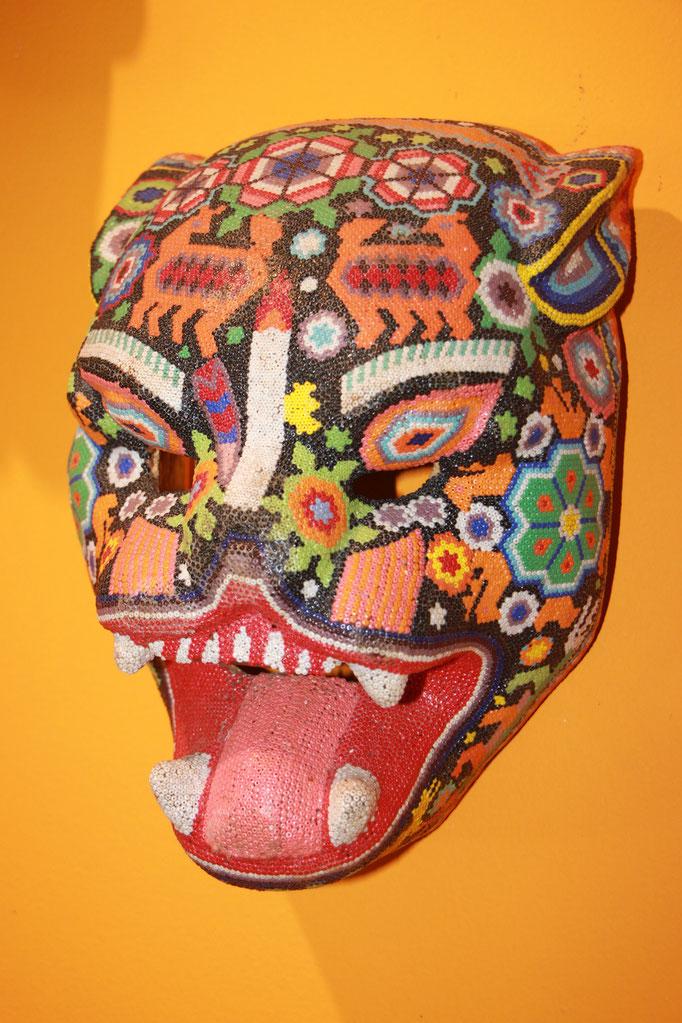 Masque de carnaval MAYA.