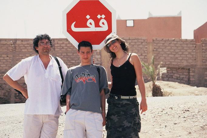 Ouarzazate. MAROC.