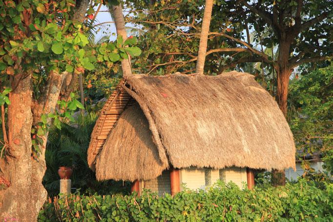 Maison Sasak sur LOMBOK.