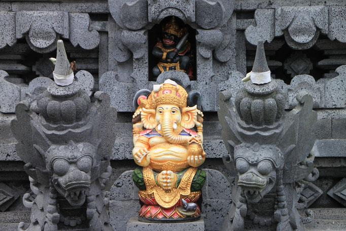 Ganesh, principal divinité hindouiste.