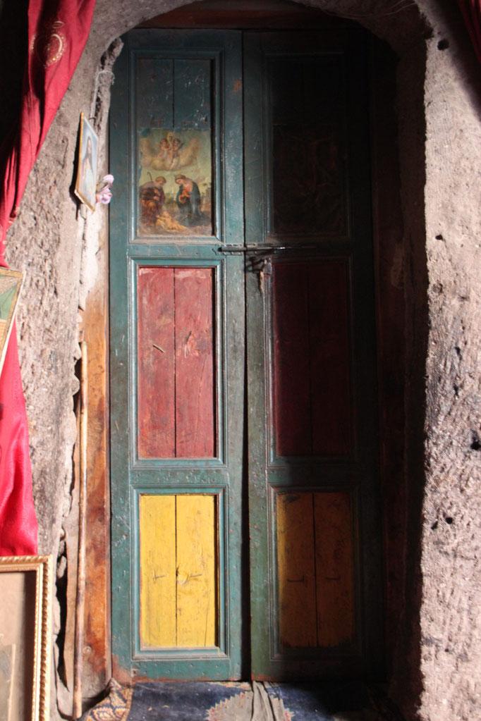 Eglise de ABREHA CHIRKOS.
