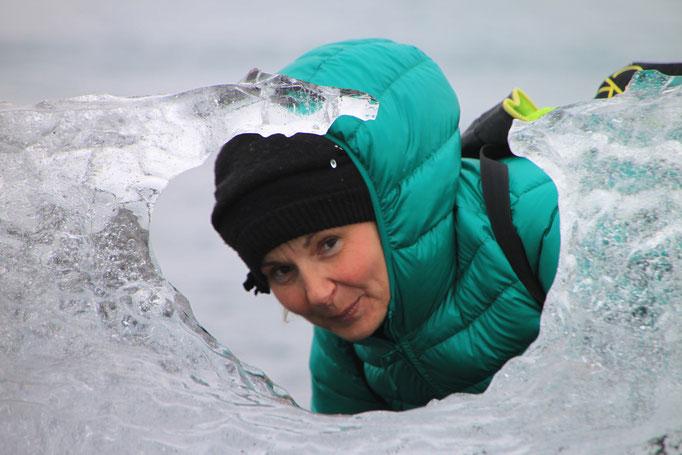 Glacier de JOKULSARLON.
